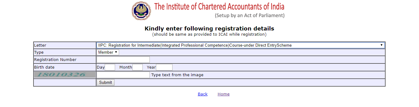 Download reprint icai ca ipcc registration letter online from here icai ipcc registration letter screen spiritdancerdesigns Gallery