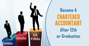 how to become a chartered accountant after 12th