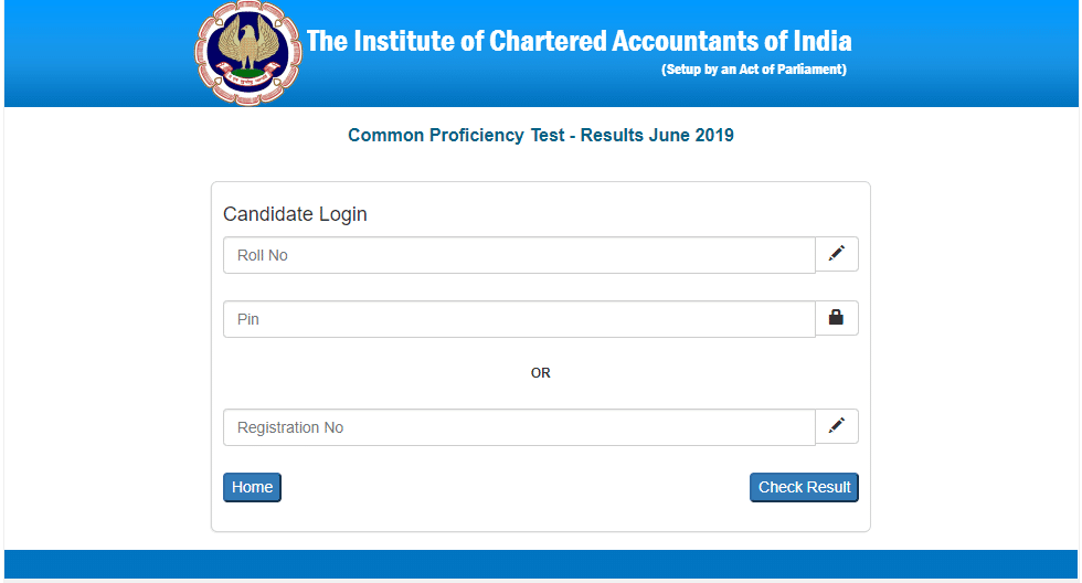 cpt result june 2019