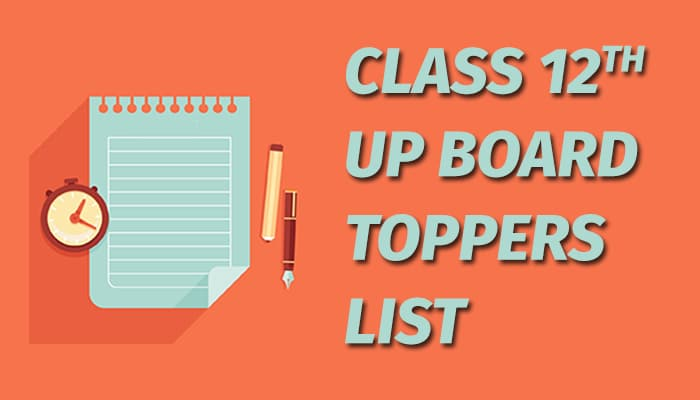 UP Board Toppers