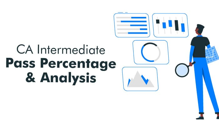 CA Intermediate Pass Percentage and Analysis